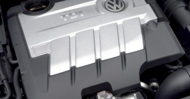 Volkswagen Golf 6 Двигатель