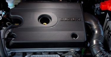 Двигатель Сузуки