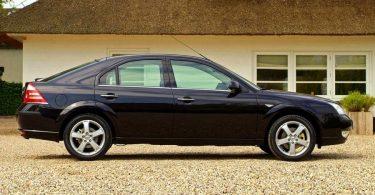 Форд мондео 3 седан